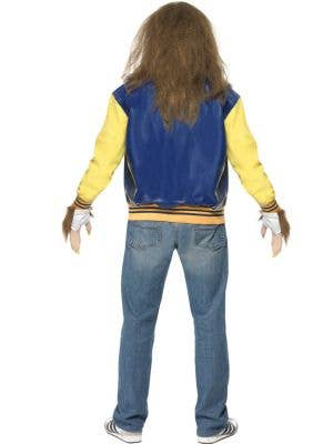 Teen Wolf Men's Halloween Costume