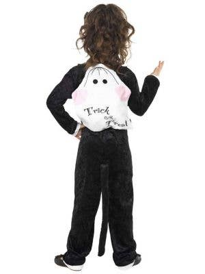 Black Cat Girls Halloween Costume