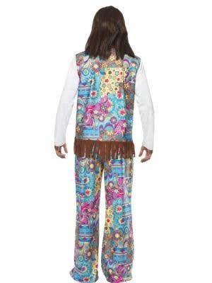 Groovy Hippie Men's 70's Costume