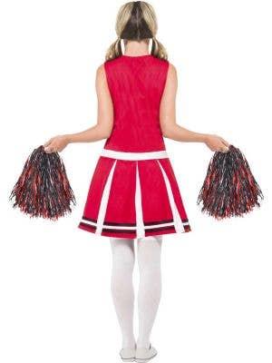 American Cheering Cheerleader Women's Costume