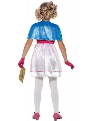 93e8fe5e93c4 ... Veruca Salt Girls Willy Wonka Book Week Costume