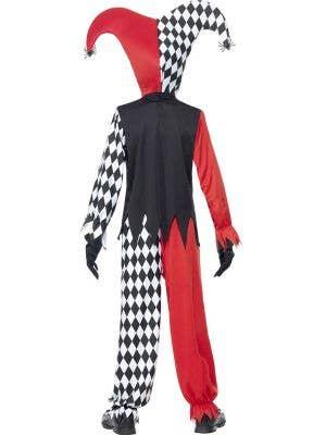 Blood Curdling Jester Boys Halloween Costume