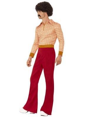 Authentic 70's Guy Men's Retro Costume