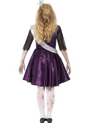 Undead Prom Queen Teen Girls Zombie Costume