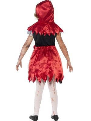 Horrid Miss Hood Girls Zombie Costume