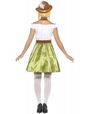 Bavarian Beer Babe Women's Oktoberfest Costume