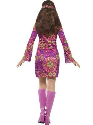 Woodstock Hippie Chick Women's Sexy Costume