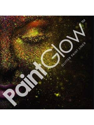 Glitter Me Up UV Reactive Makeup Stick - Mint Green