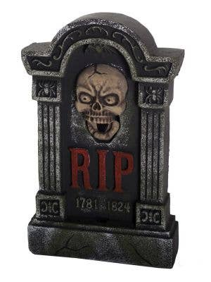 RIP Cemetery Tombstone Halloween Decoration