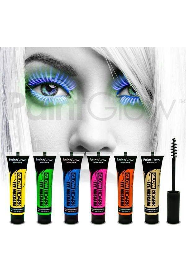 Glow in the Dark Green Mascara   Neon Green Glow Eyelash ...