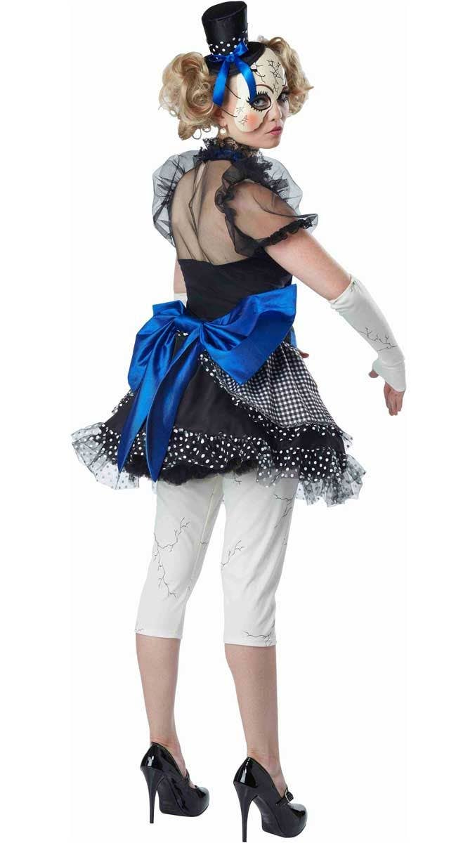 Twisted Baby Doll Womens Plus Size Costume