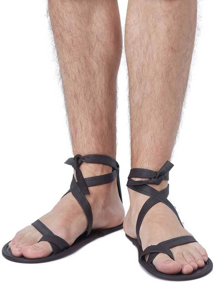 Gladiator Shoes | Egyptian Pharaoh Sandals | Men's Greek Sandals