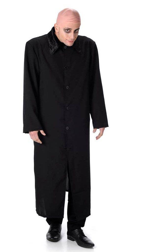 Mens Duke of the Manor Fancy Dress Costume Gomez Addams TV Family Film Ghost