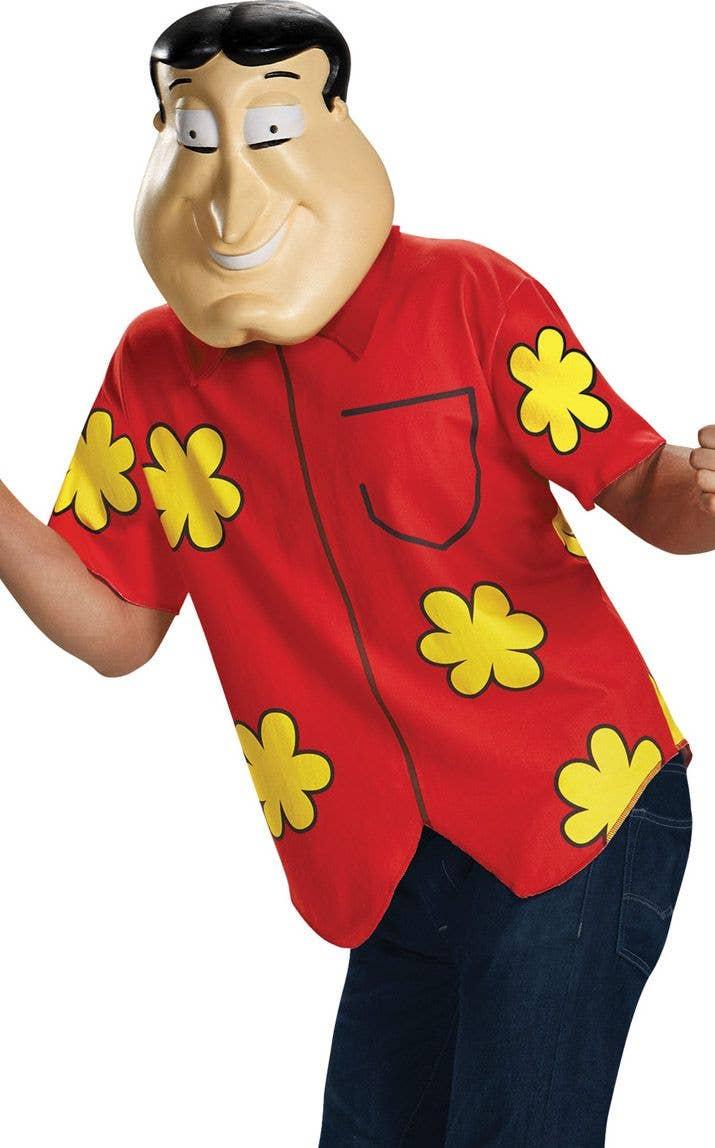 Family Guy Quagmire Deluxe Adult Costume