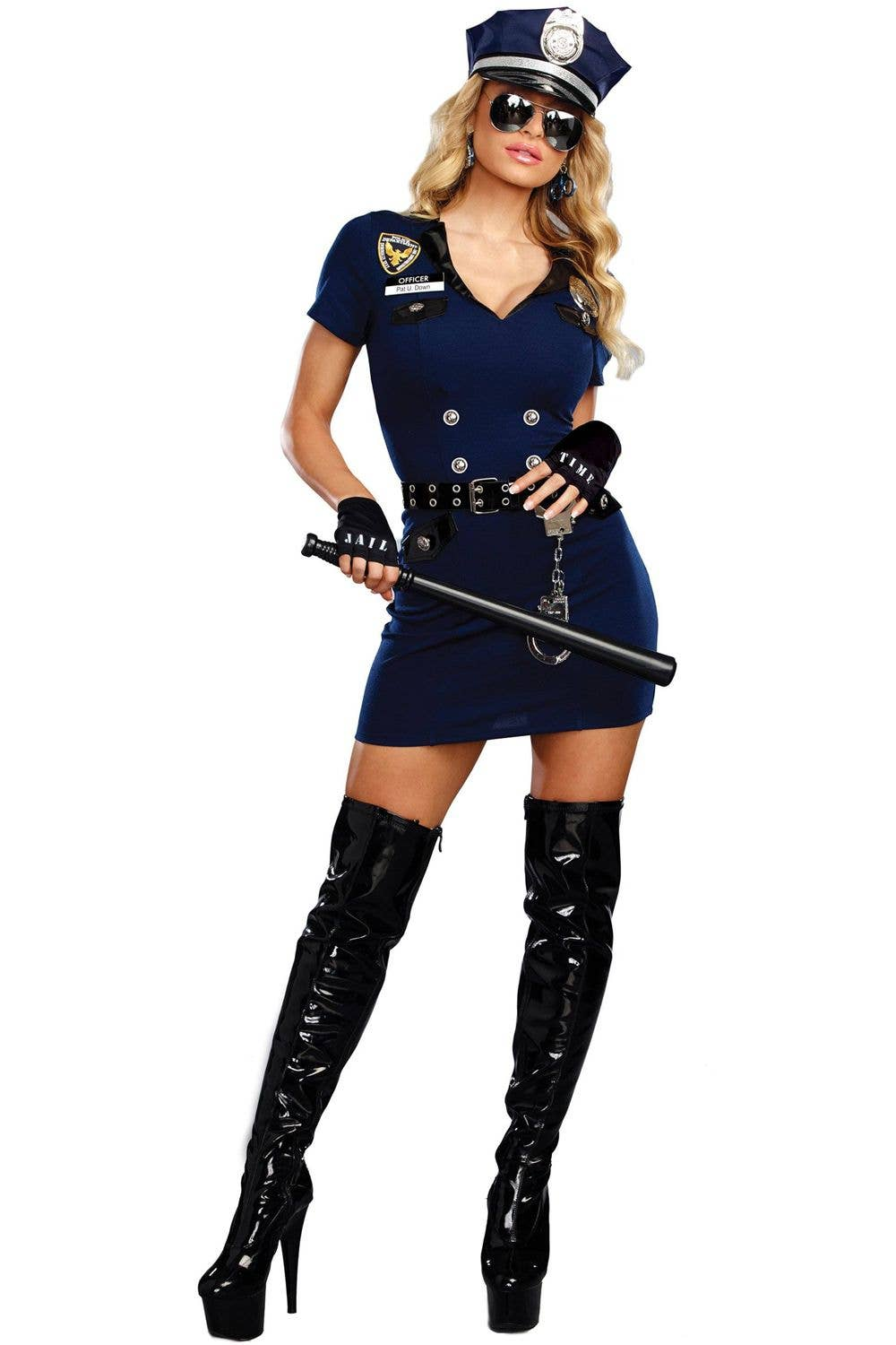 Officers sexy women police Sexy &