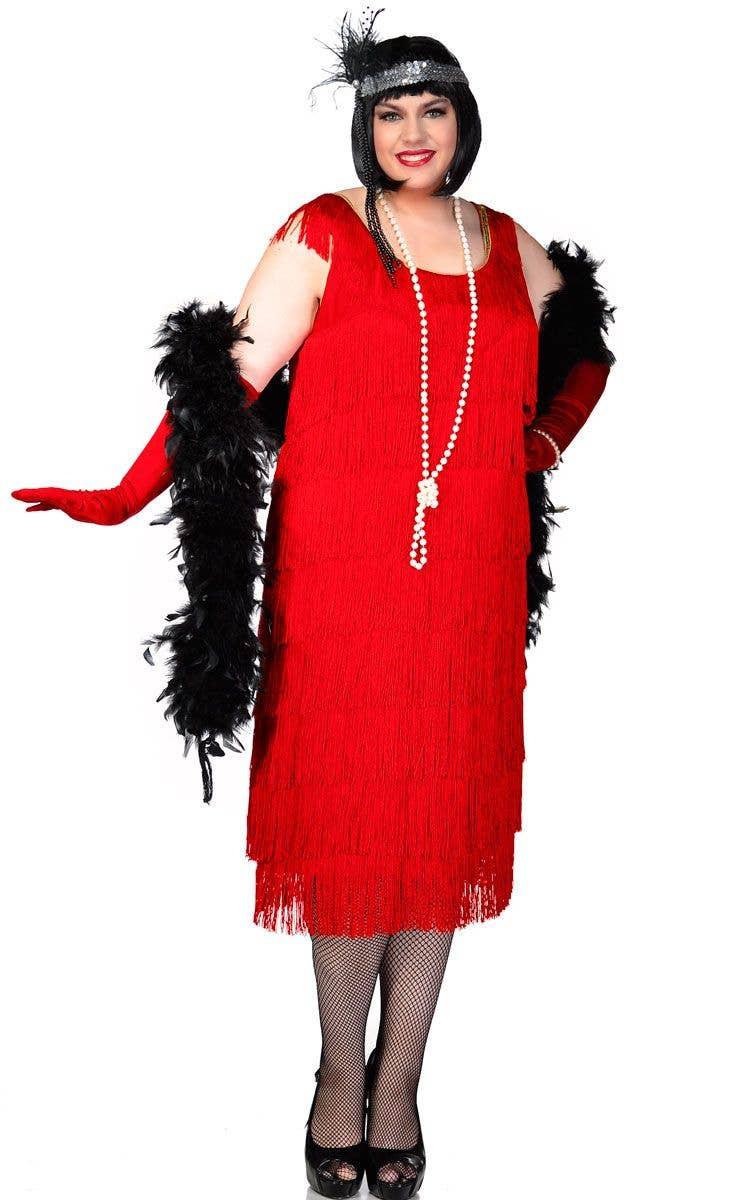 Fun Costumes Deluxe Black 120 Gram Feather Boa Flapper Accessory