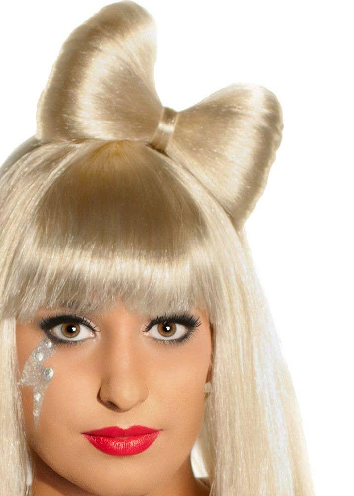 Pop Angel Lady Gaga Rock Star Adult Costume Wig