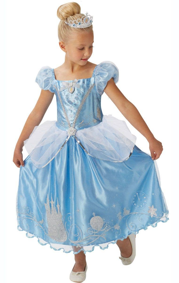 Fancy Dress ~ Childs Disney Cinderella Wig