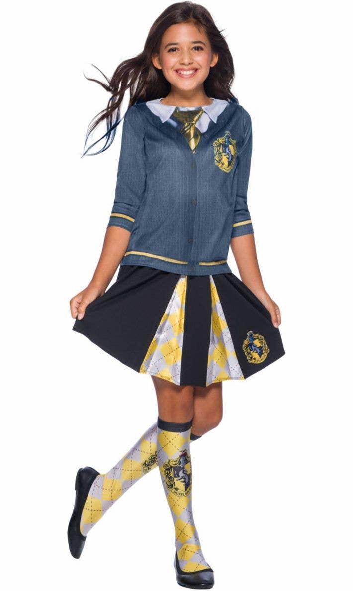 NEW KIDS BOYS GIRLS PURPLE YELLOW GRIFFINDOR TIE HOGWARTS WORLD BOOK WEEK TIE