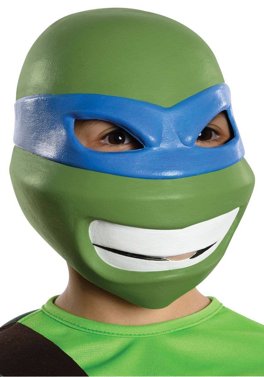 Leonardo CHILD Costume Kit Size S Small Teenage Mutant Ninja Turtles NEW