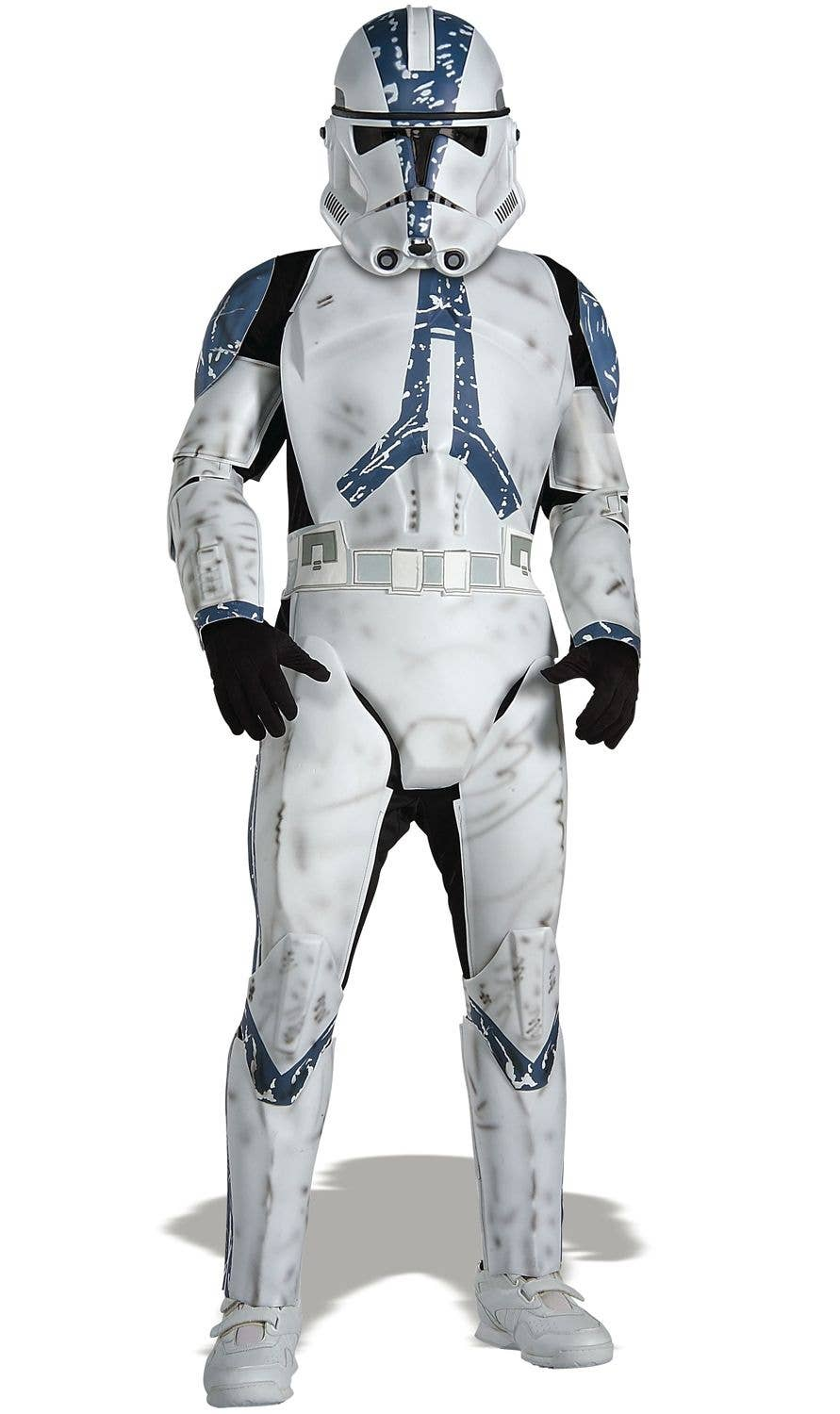 Girls White Space Trooper Fancy Dress Costume Childrens Book Day Outfit