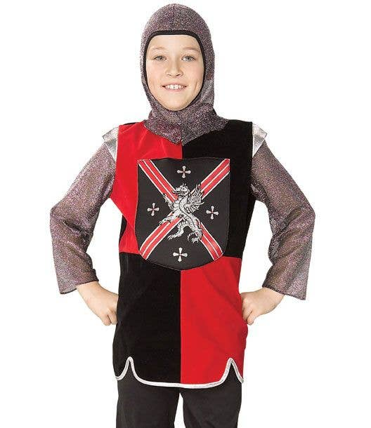 Noble Knight Medieval Renaissance Warrior Book Week Boys Girls Costume
