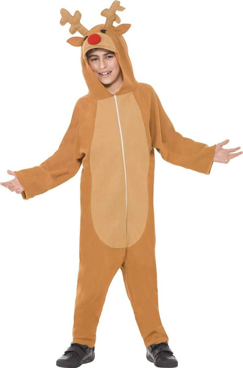 Kid S Rudolph The Reindeer Dress Up Costume Kid S Christmas Costumes