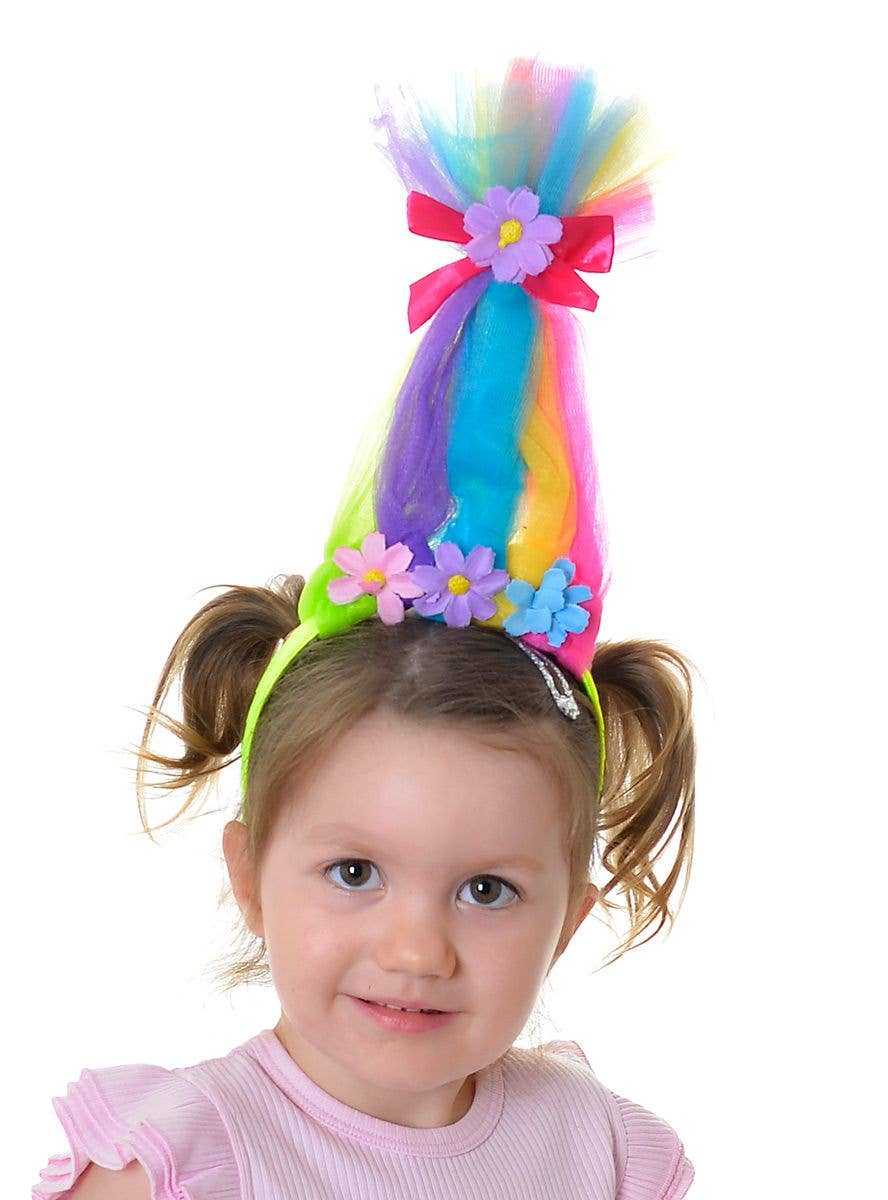 Hairband Pink Flamingo Animal Cute Hair Head Band Alice Costume Hair Accessories