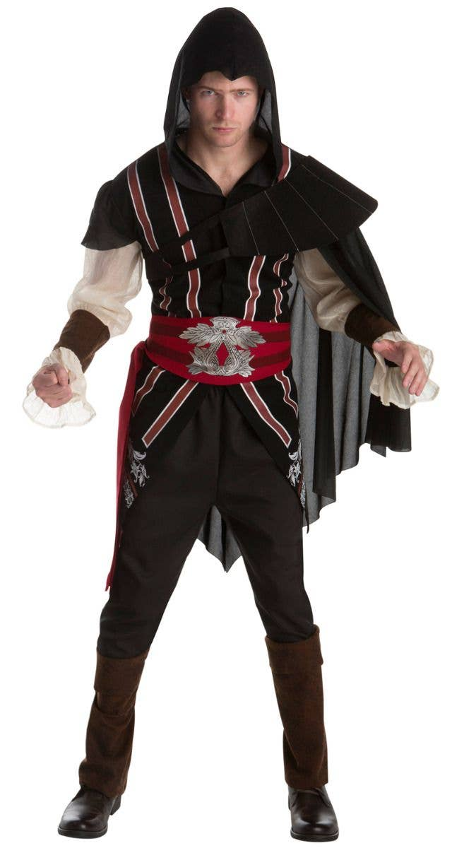 Assassin S Creed Men S Costume Men S Italian Assassin Video Game Costume