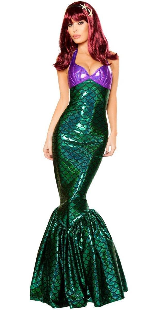 Little Mermaid Ariel Deluxe Womens Costume