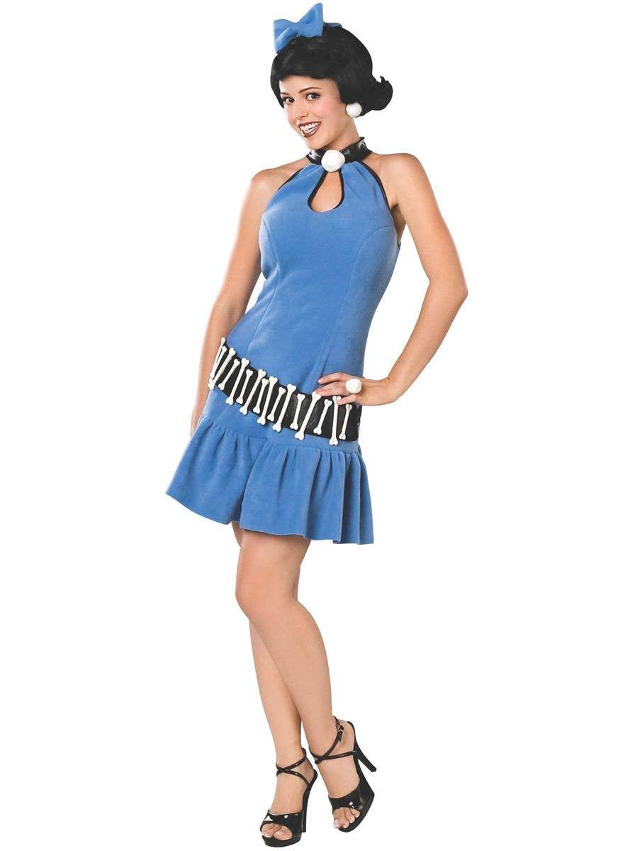 Betty Rubble Adult Womens Ladies Costume 70s TV Flintstones