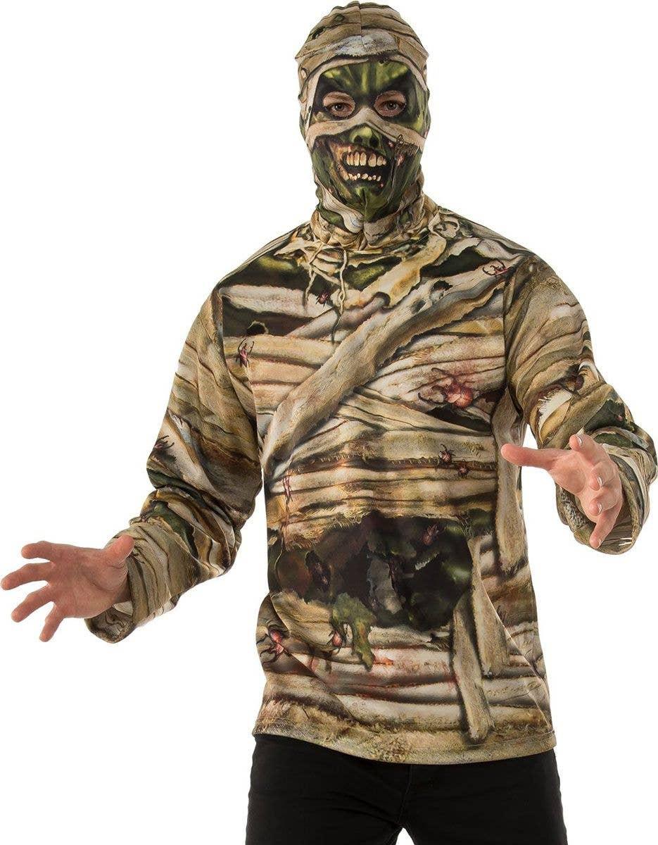 Adult Egyptian Mummy Undead Costume
