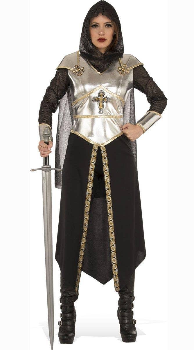 Noble Knight Medieval Renaissance Warrior Book Week Boys Girls Costume