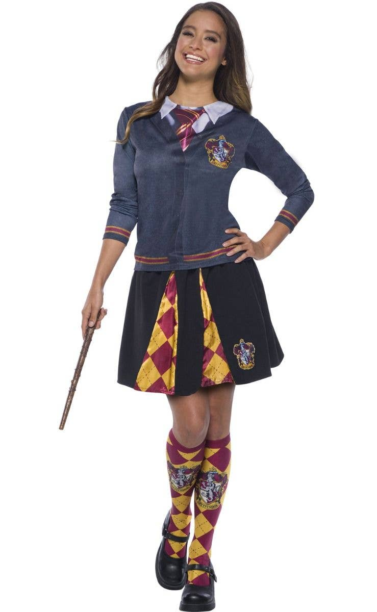 BOYS GIRLS KIDS Purple// YELLOW GRIFFINDOR TIE HOGWART WORLD BOOK WEEK DAY
