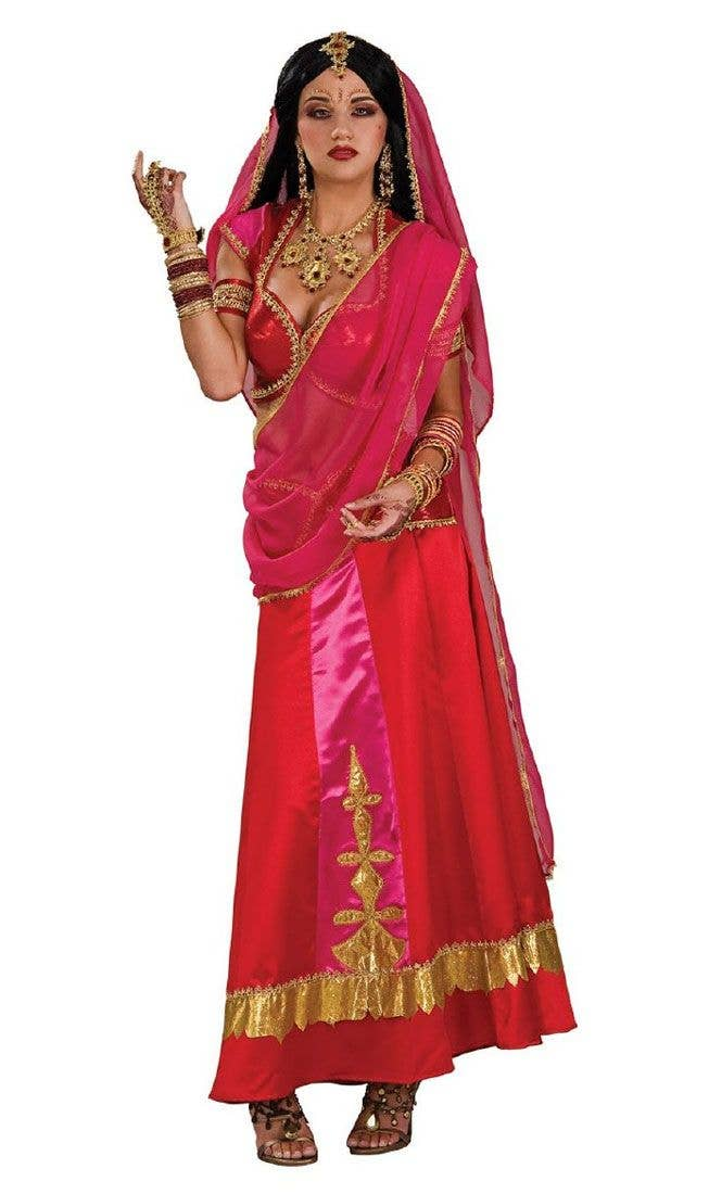 Bollywood Beauty Women's Indian Costume
