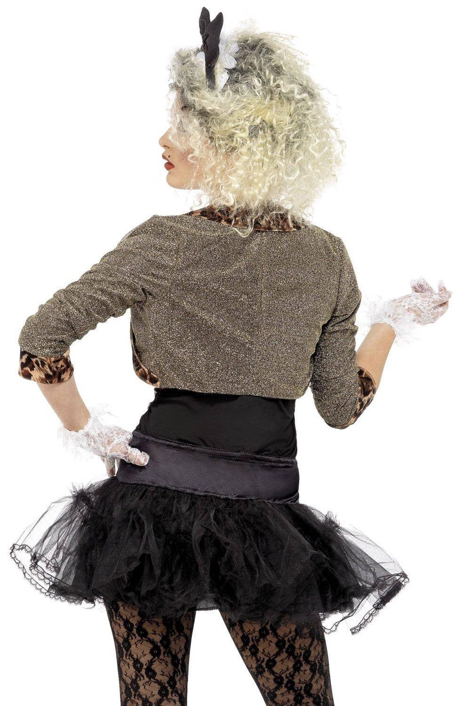 Desperately Seeking Susan Jacket Madonna Costume Bolero