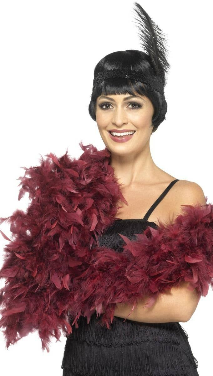 Deluxe Boa Costume Accessory Adult Halloween