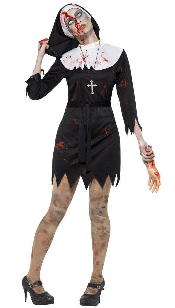 Couples Fancy Dress Zombie Ghost Gangster Flapper Halloween Costumes Outfits