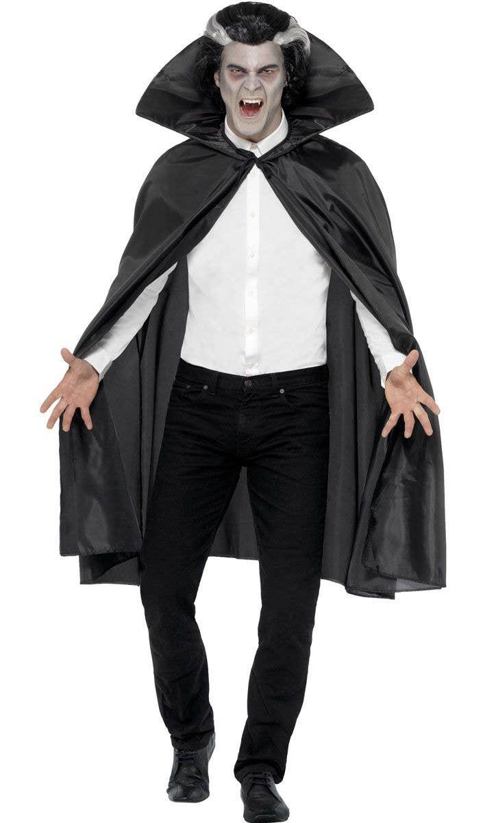 Rubies Dracula Minion Adult Costume Kit Black