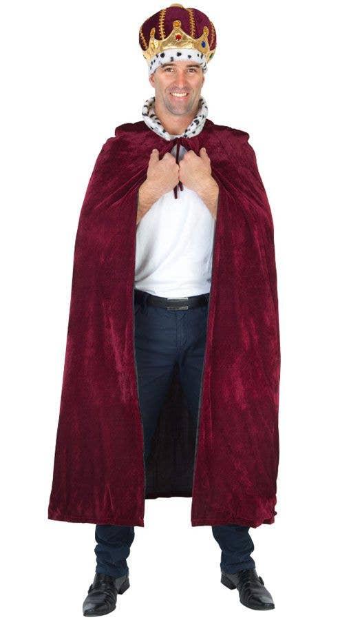 Boys Deluxe Regal King Costume