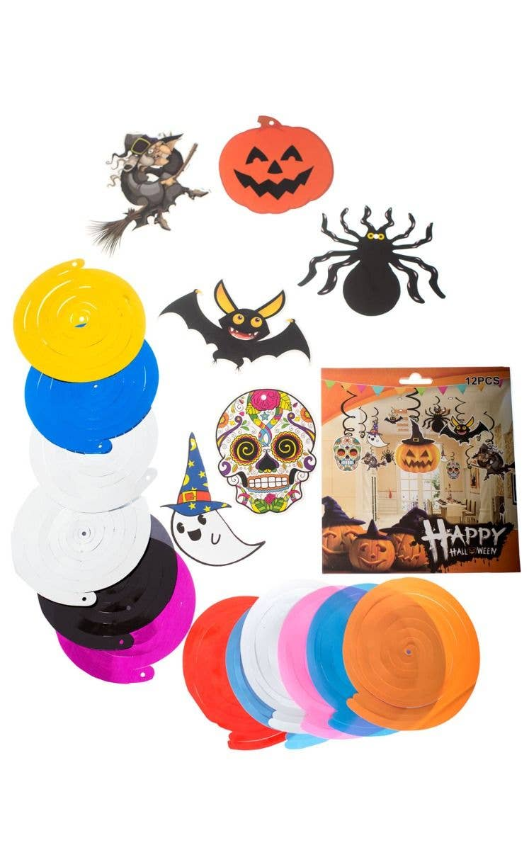 Halloween Hanging Mobile Ceiling Decorations