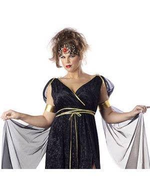 Medusa Women's Mythical Plus Size Costume