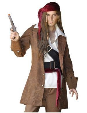 Captain Jack Men's Pirate Costume