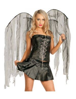 Gothic Fairy Halloween Wings