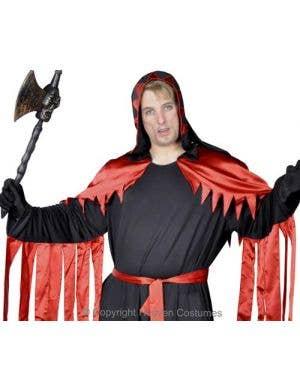 Horror Master Men's Halloween Costume - Plus Size
