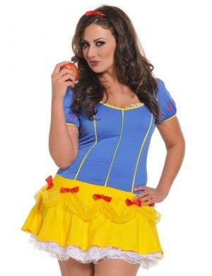 Snow Princess Plus Size Snow White Costume