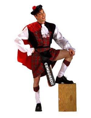 Whats Under The Kilt Men's Scottish Costume