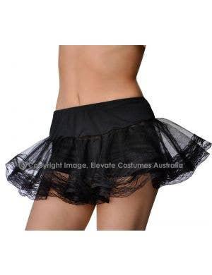 Cute Petticoat Tutu in Black