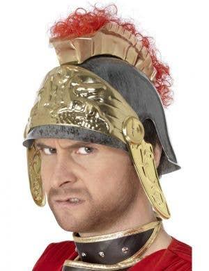 Roman Soldier Novelty Plastic Helmet