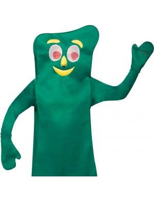 Gumby Men's Character Costume